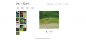 齋藤瑠璃子 | Saito Ruriko portfolio